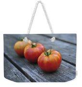 Jersey Tomatoes  Weekender Tote Bag