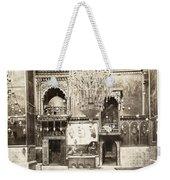 Jerusalem Armenian Church Weekender Tote Bag
