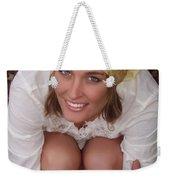 Jess Weekender Tote Bag