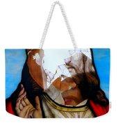 Jesus Abstract Weekender Tote Bag