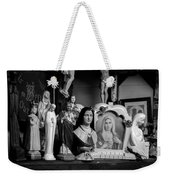 Jesus And Mary At The Curio Shop Weekender Tote Bag