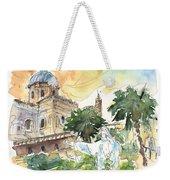Jesus By Palermo Cathedral Weekender Tote Bag