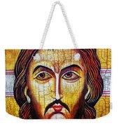 Jesus Christ Mandylion Weekender Tote Bag