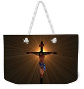 Jesus Christ Weekender Tote Bag