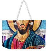 Jesus Christ The Pantocrator I Weekender Tote Bag