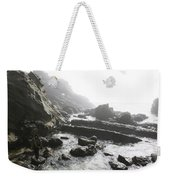 Jesus Christ- Walking Among Angel Mist Weekender Tote Bag
