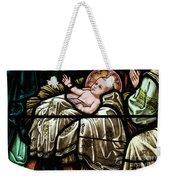 Jesus Is Born Weekender Tote Bag