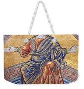 Jesus Mosaics Weekender Tote Bag