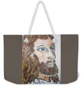 Jesus Our Saviour Weekender Tote Bag