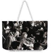 Jesus Press Conference 1966 Weekender Tote Bag
