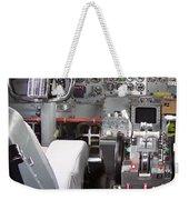 Jet Cockpit Weekender Tote Bag