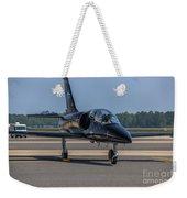 Jet Weekender Tote Bag
