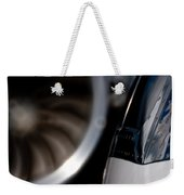 Jet Power Weekender Tote Bag