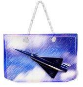 Jet Speed Weekender Tote Bag