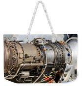 Jet Turbine Engine  Weekender Tote Bag
