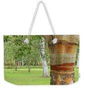 Jewel In The Woods Weekender Tote Bag