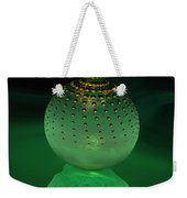 Jeweled Astrophytum  Weekender Tote Bag