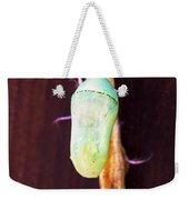 Jeweled Casing Weekender Tote Bag