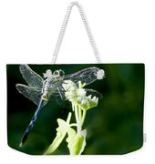 Jeweled Wings Weekender Tote Bag