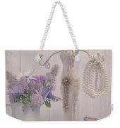 Jewellery And Pearls Weekender Tote Bag
