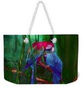 Jewels Of The Jungle Weekender Tote Bag