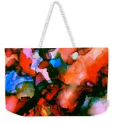 Jeweltones Weekender Tote Bag