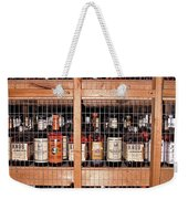 Jim Beam Varieties Weekender Tote Bag