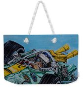 Jim Clark Indy 500 Weekender Tote Bag