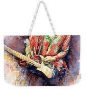Jimi Hendrix 09 Weekender Tote Bag