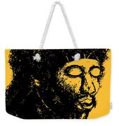 Jimi Hendrix Rock Music Poster Weekender Tote Bag