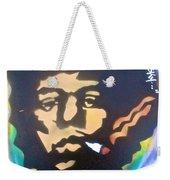 Jimi Smoking Weekender Tote Bag
