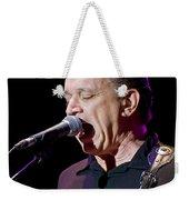 Jimmie Vaughan Sings The Blues Weekender Tote Bag
