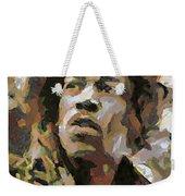 Jimmy Hendrix Weekender Tote Bag
