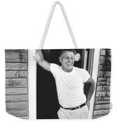Jimmy Hoffa Interview Weekender Tote Bag