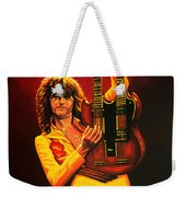 Jimmy Page Painting Weekender Tote Bag
