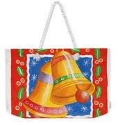 Jingle Bells Weekender Tote Bag