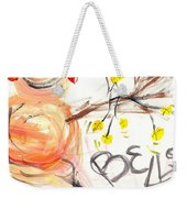 Jingle Bells Weekender Tote Bag