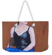 Jo In Chair Weekender Tote Bag