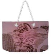 Jo Siffert And His Brabham Bt11 Weekender Tote Bag
