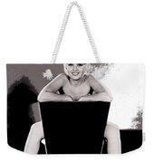 Joan Blondell Warner Brothers Publicity Photo Early 1930's-2014 Weekender Tote Bag