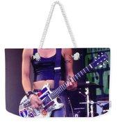 Joan Jett  Weekender Tote Bag