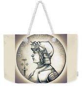 Joan Of Arc - Original Weekender Tote Bag