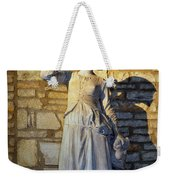 Joan Of Arc Hearing Voices By Francois Rude Weekender Tote Bag