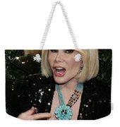 Joan Rivers Weekender Tote Bag