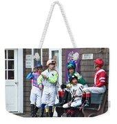 Jockeys Weekender Tote Bag