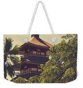 Jodo Mission 4 Weekender Tote Bag