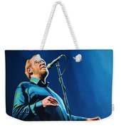 Joe Cocker Painting Weekender Tote Bag