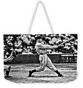 Joe Dimaggio Swing Weekender Tote Bag