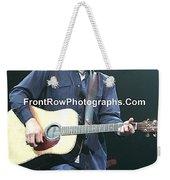 Musician Joe Nicholas Weekender Tote Bag