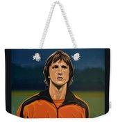 Johan Cruyff Oranje Weekender Tote Bag